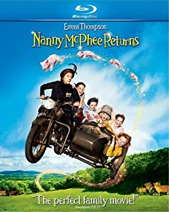 Cover Image for 'Nanny McPhee Returns'