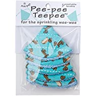 Beba Bean Pee-Pee Teepee Cellophane Bag - Weiner Dog