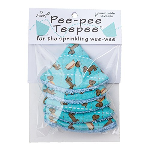 Beba Bean Pee-Pee Teepee Cellophane Bag - Weiner Dog PT3082