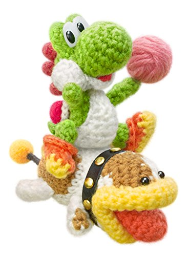 Image result for yoshi woolly world