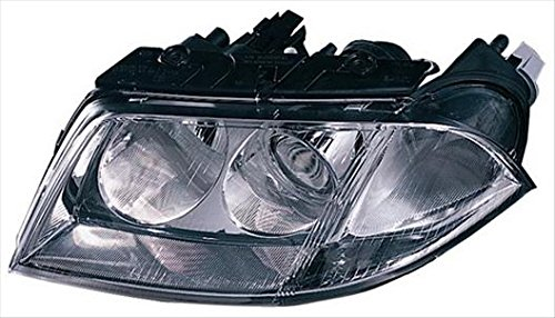 OE Replacement Headlight Assembly VOLKSWAGEN PASSAT 2001-2005 Multiple Manufacturers VW2503118N Partslink VW2503118