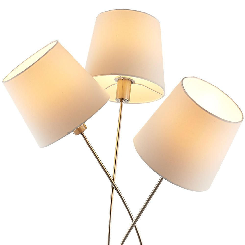 Nino Lima - Lámpara de pie 3 luces, lima 40570301: Amazon.es ...