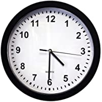 SleuthGear Covert Color Wall Clock Hidden Camera
