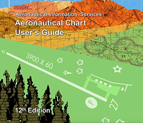 Picture of a FAA Aeronautical Chart Users Guide