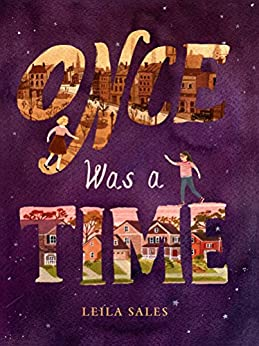 Once Was a Time by [Sales, Leila]