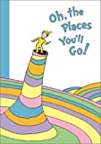 Oh, The Places You'll Go Blank Journal