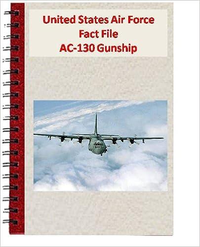 Download online United States Air Force Fact File AC-130 Gunship PDF, azw (Kindle)