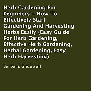 Herb Gardening for Beginners Audiobook