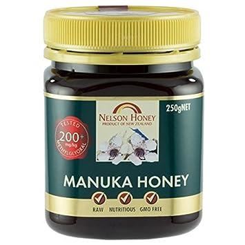 miel de manuka nelson honey