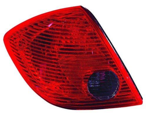 Pontiac Tail Light Assembly - PONTIAC G6 TAIL LIGHT LEFT (DRIVER SIDE) (SEDAN) 2005-2010