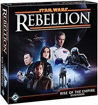Fantasy FFGSW04 - Juego de expansión Star Wars Rebellion, Rise of ...