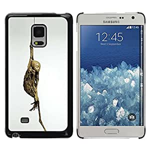 Shell-Star Arte & diseño plástico duro Fundas Cover Cubre Hard Case Cover para Samsung Galaxy Mega 5.8 / i9150 / i9152 ( Mummy Art Yoga Pose Buddhism Modern Archeology )