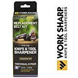 Work Sharp WSSA0002705 Fine 6000 Replacement Belt Kit