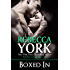 Boxed In (Decorah Security Series, Book #16): A Paranormal Romantic Suspense Novel