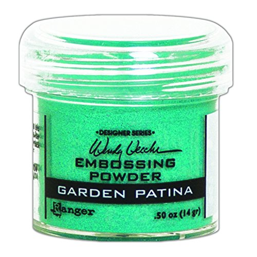 Ranger WEP49050 Wendy Vecchi Embossing Powder .63oz-Garden Patina