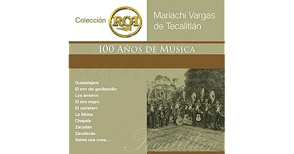 Amazon.com: Sabes una Cosa ....: Mariachi Vargas De ...