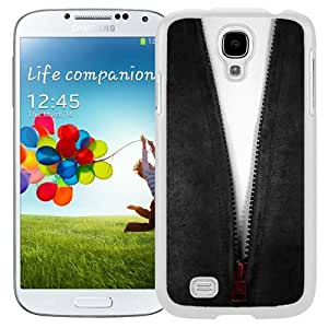 New Beautiful Custom Designed Cover Case For Samsung Galaxy S4 I9500 i337 M919 i545 r970 l720 With Red White Dark Lightning (2) Phone Case