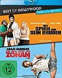 Der Spion und sein Bruder / Leg dich nicht mit Zohan an - Best of Hollywood/2 Movie Collector's Pack [Blu-ray]