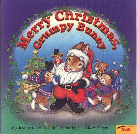 Download Merry Christmas Grumpy Bunny pdf epub