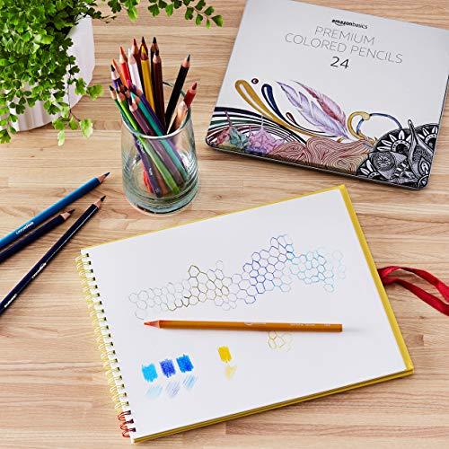 AmazonBasics Colored Pencils - 72-Count Photo #3