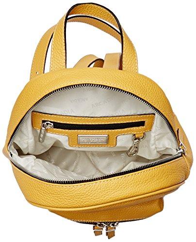 Arcadia Roxie - Bolso de Mochila Mujer amarillo