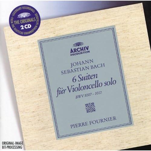 J.S. Bach: Suite For Cello Solo No.1 In G, BWV 1007 - 3. Courante
