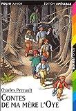 Contes de Ma Mere l'Oye, Perrault, 2070514161
