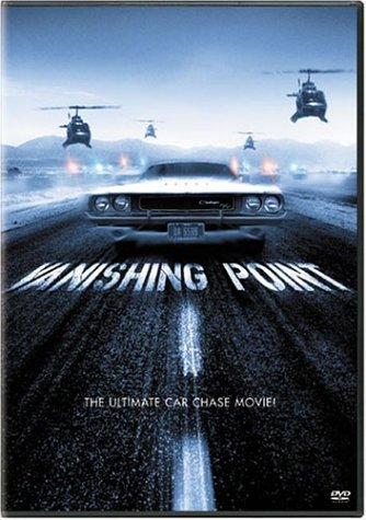 Vanishing Point by NEWMAN,BARRY