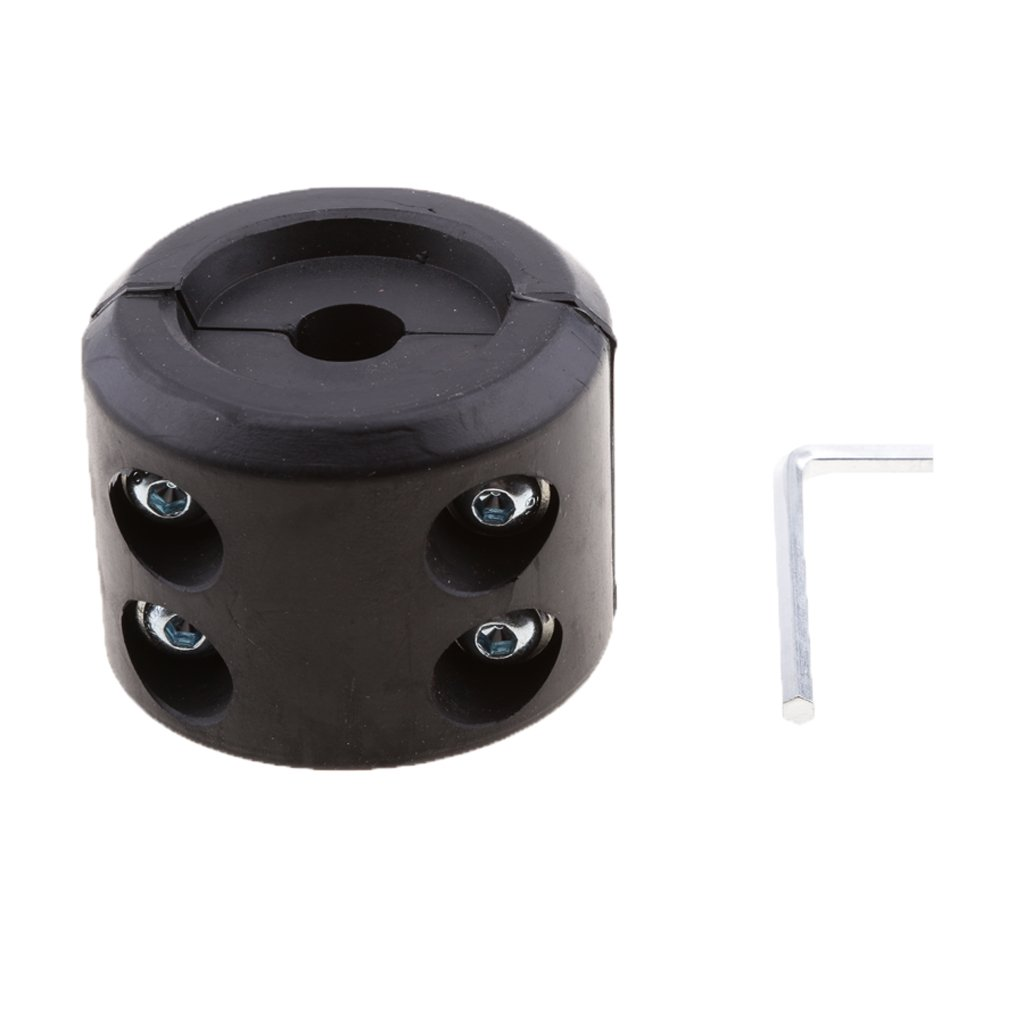 Sharplace Heavy Duty Winches Cable Hook Stopper Rubber Line Saver For ATV UTV