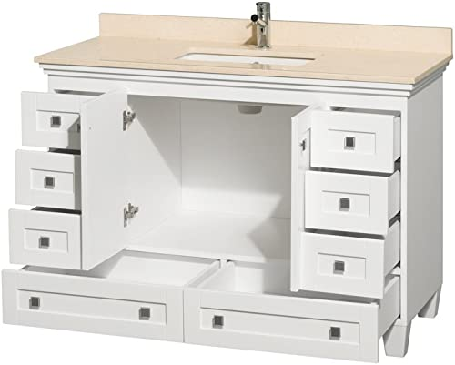 Wyndham Collection Acclaim 48 inch Single Bathroom Vanity