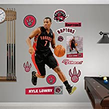 NBA Toronto Raptors Kyle Lowry Real Big Wall Decals