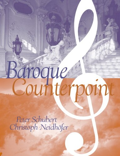Baroque Counterpoint by Pearson