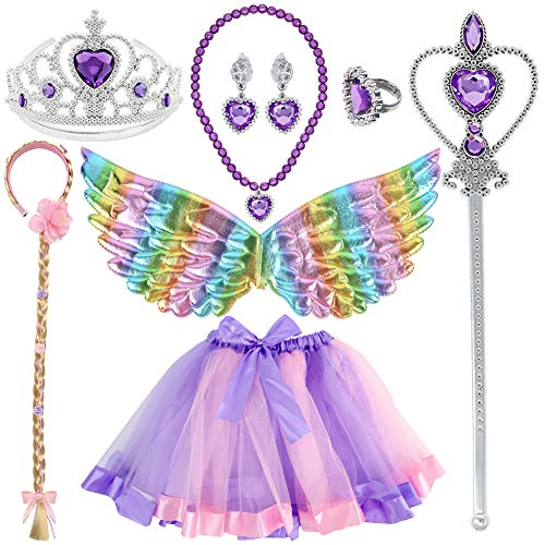 ADORABLE 8 PIECE KID'S COSPLAY SET
