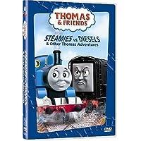 Thomas & Friends: Steamies vs. Diesels & Other Thomas Adventures