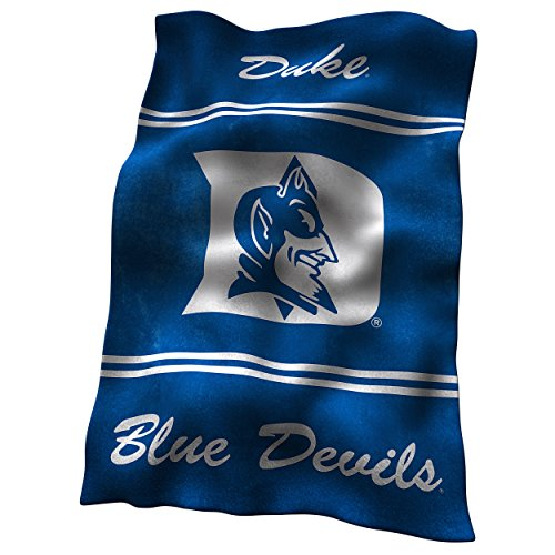 NCAA Duke Blue Devils Ultrasoft Blanket