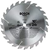 Bosch PRO1024RIP 10 In. 24 Tooth Ripping Circular Saw Blade