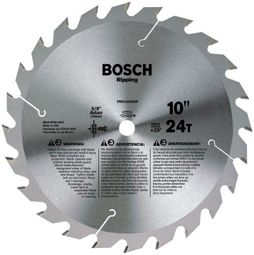 Bosch PRO1024RIP Tooth Ripping Circular