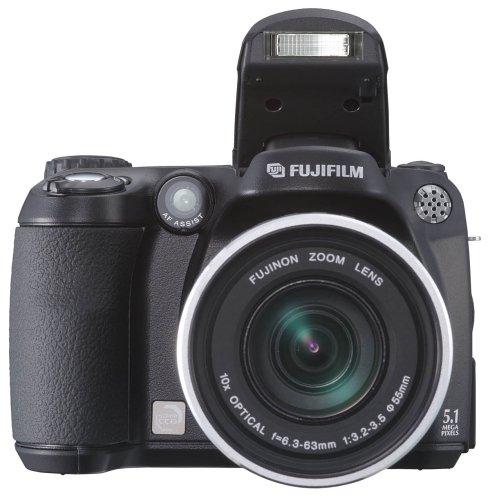 amazon com fujifilm finepix s5200 5 1mp digital camera with 10x rh amazon com Fuji Cameras FinePix SL300 Fuji FinePix Z Camera