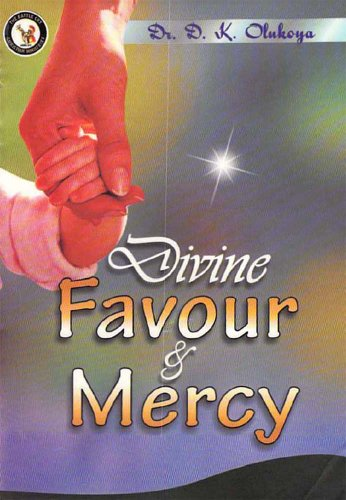Divine Favor and Mercy (Divine Favors)
