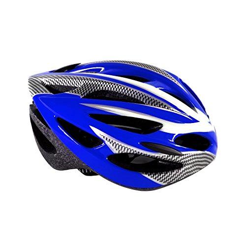 Blue Motorbike Helmet - 2