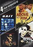 4 Film Favorites: Urban Life Volume 3 Above the Rim, Bait, 187, Cradle 2 the Grave