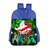 Kids The Real Ghost Busters School Backpack Cute Boys Girls School Bag