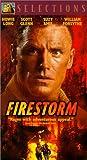 Firestorm [VHS] [Import]
