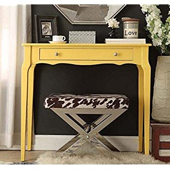 Amazon Com Modern Cottage Wood Narrow End Sofa Console