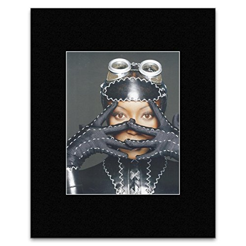 Naomi Campbell   Naomi Campbell In A Steampunk Catsuit Mini Poster   32 1X25 4Cm