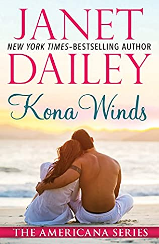 book cover of Kona Winds