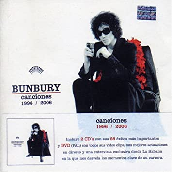 Bunbury Enrique Canciones 96 06 Music