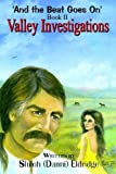 img - for And the Beat Goes on: Valley Investigations book / textbook / text book