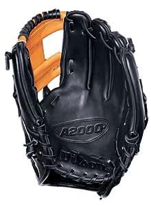 """Wilson A2000 1787-BT 11 3/4"""" H-Web Infielders Baseball Glove"""