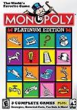 Monopoly Platinum Edition